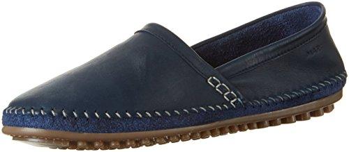 Marc Shoes Women's Luna Slip On Shoes Blau (Blau-327) uoUzyL4NGH