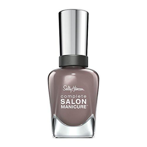 Sally Hansen - Complete Salon Manicure Nail Color, Purples (Sally Hansen No Light Gel Polish Review)