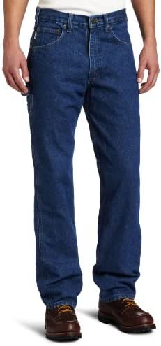 Carhartt Men's Relaxed Fit Denim Carpenter Jean