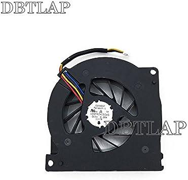 Ventilador CPU para Asus A72 A72J A72 F ordenador portátil: Amazon.es: Electrónica