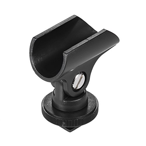 andoer-19mm-plastic-mic-microphone-holder-clip-with-hot-shoe-1-4-screw-hole-for-dslr-camera