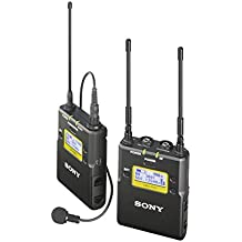 Sony UWPD11/42 Lavalier Microphone, Bodypack TX and Portable RX Wireless System