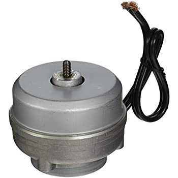 Ge wx4x988 refrigerator condenser fan motor for Refrigerator condenser fan motor