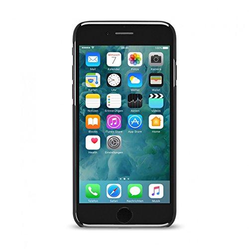 Artwizz 1484�?898Rubber Clip pour Apple iPhone 7Plus Noir