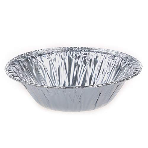 Price comparison product image 250 Pcs Circular Egg Tart Tins Cake Cups - Cake Cup