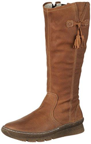 Boots Authentic 74 Brown WoMen 12 camel active Bison qzEwx6CnIf