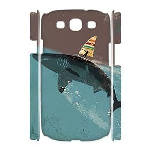 3D Samsung Galaxy S3 Case Zombie, Case For Samsung Galaxy S3 I9300 Neo, {White} 6229388342906