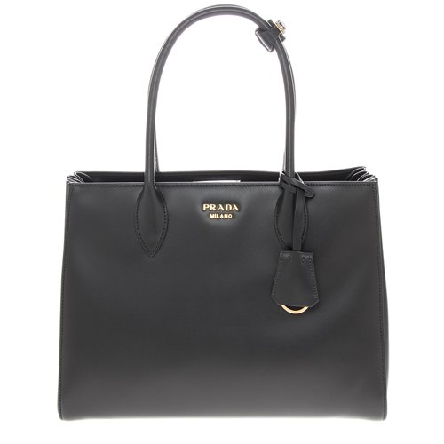 Prada-Womens-Bibliotheque-Bag-Calf-Leather-Back