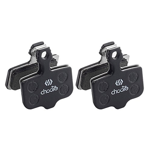 Pads Avid Elixir (Choose 2Pairs Mountain Bike Resin Disc Brake Pads For Avid Elixir E1 E3 E5 E7 E9 ER CR SRAM X0 XX DB1 DB3 DB5)