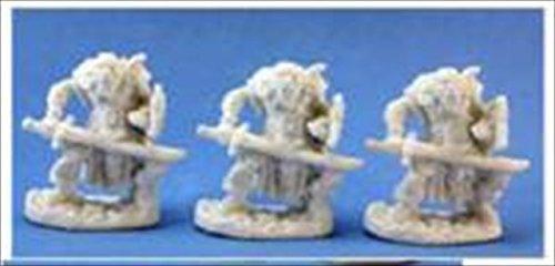 Orc Swordsmen (3) Miniatures