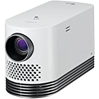 LG HF80JA Laser Smart Home Theater Projector (2017 Model - Class 1 laser product) (Certified Refurbished)