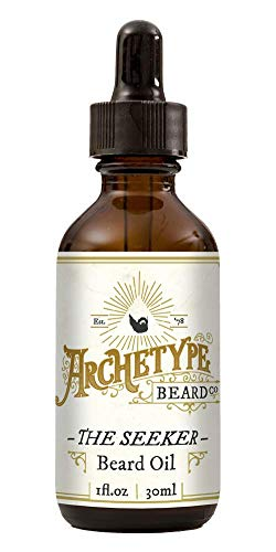 Archetype Beard Company - Premium Beard Oil - The Seeker - 1 Oz -