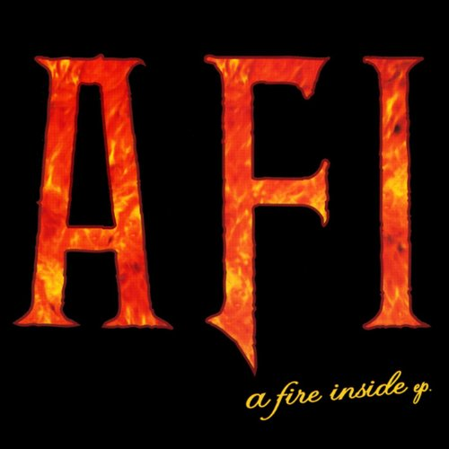 Fire Inside EP AFI product image