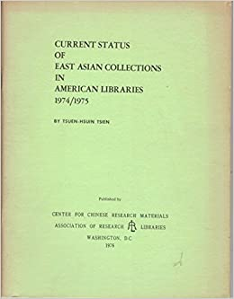 Asian american libraries