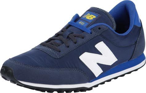 New Balance Unisex-Adult U410 D Trainers Bleu Et Blanc buy cheap with paypal nicekicks cheap price discount countdown package with credit card for sale 631FW