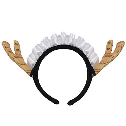 gon Maid Tohru Horns Headband Accessory (Dragon Headband)