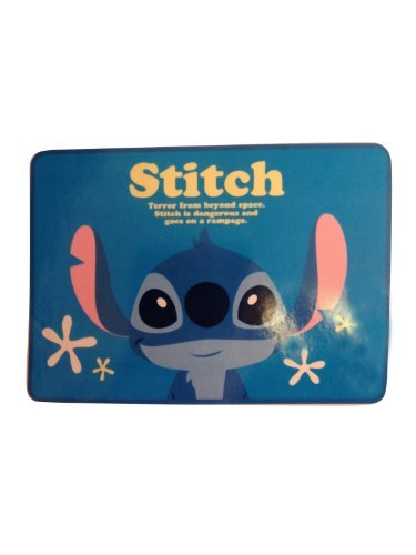 Stitch Baby Blanket]()