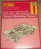 Ford Escort Mk I 1100 & 1300 (1968-1974) (Classic Reprint Series: Owner's Workshop Manual)