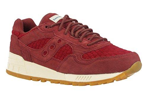 Saucony 5000 Uomo Formatori Carminio Rosso Ombra rFrqwx4v