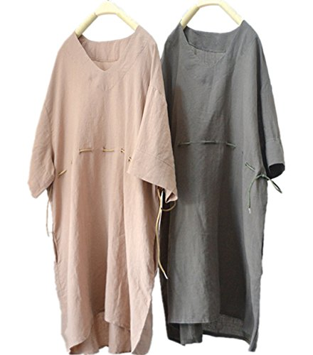 Linen And Silk Tunic - 5