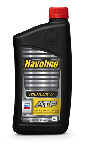 Havoline 226975721-12PK MERCON V Automatic Transmission Fluid - 1 Quart, (Pack of 12)