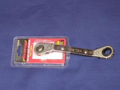 10MM X 13MM RATCHET RING SPANNER CT1618