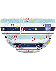 Bambino Mio, reusable swim diaper, all aboard, extra large (2+ years)