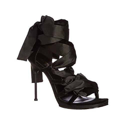 Fabulicious - Sandalias de vestir para mujer Schwarz