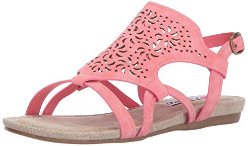 2 Lips Too Women Cassie Dress Sandal Coral