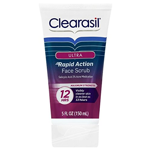 Clearasil Ultra Rapid Action Scrub product image