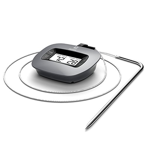 Cappec's Küche / Backofen / Grill / Smoker Thermometer - hoch temperaturbeständige Kabel