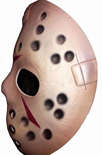 Rubies Deutschland - Máscara Jason - Máscara Viernes 13: Amazon.es: Juguetes y juegos