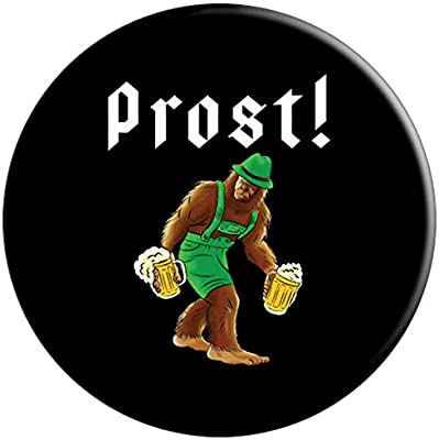 Amazon.com: Bigfoot In Lederhosen Germany Beer Sasquatch ...