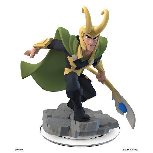 Disney Infinity: Marvel Super Heroes (2.0 Edition) Loki Figure