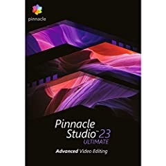 Edit like a pro with the power, precision, and control built into Pinnacle Studio 23 Ultimate. This advanced video editing suite, loaded with pro-caliber tools, just made it easier to edit HD and 4K footage, as well as 360 video, across unlim...