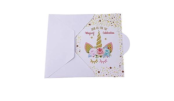 Tarjetas y invitaciones - 12 tarjetas de invitación de ...