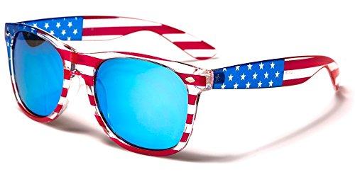 Sunglasses Classic 80's Vintage Style Design… … Blue