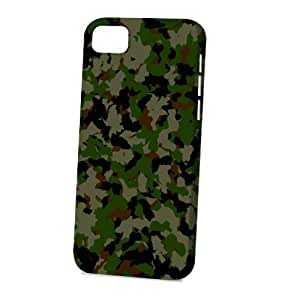 Case Fun Apple iPhone 5C Case - Vogue Version - 3D Full Wrap - Camouflage