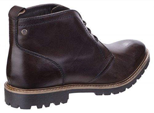 Base London Herren Trojan Chukka Boots Brown
