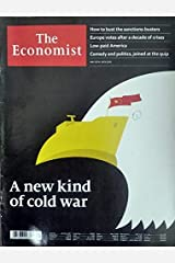 The Economist 18 - 24 May 2019 Issue A New Kind of Cold War Special Magazine Paperback