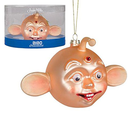 Bibo Ornament -