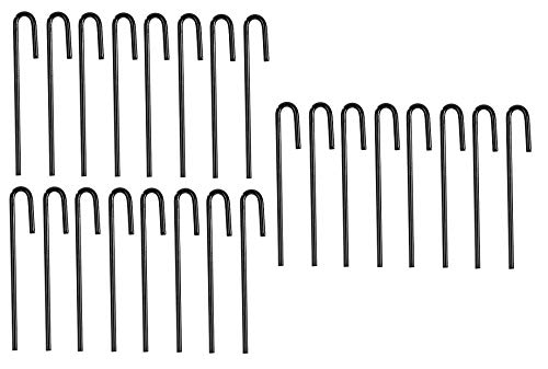 - MPP Dog Exercise Pen Everlasting Ground Stakes 8 Pack Set of Heavy Duty Steel Anchor (Three - 24 Pack)