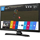 Smart TV Monitor LED 28´ LG, Conversor Digital, 2 HDMI, USB, Wi-Fi - 28MT49S-PS