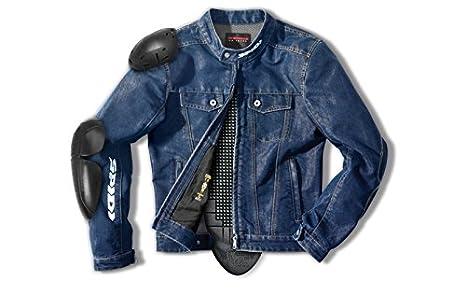 selezione premium 77402 02e09 SPIDI - Giacca da Moto Denim Furious, Blu, XL