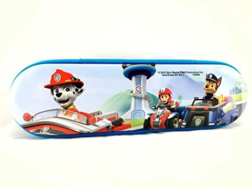 Paw Patrol Dogs Metal Zippered Pencil Case Holder Photo #5