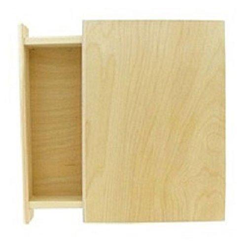 NicoleCrafts 1 X Unfinished Pine Wood 8