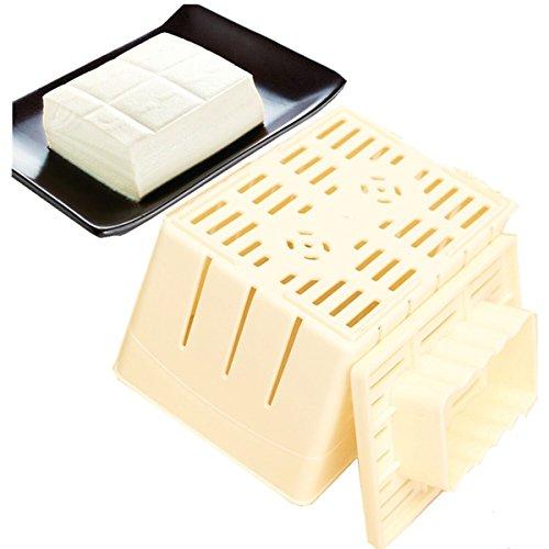 1 Set Creative- Plastic Tofu Making Machine Tofu Maker Tofu Mold Family Kitchen Cooking Tools Tofu Pressing Boxes