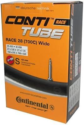 "Schlauch Conti Race 28 Wide; 28/"" 700x25//32C 25//32-622//630 SV  42"