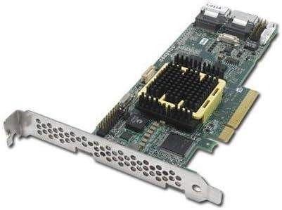 ADAPTEC 5805 8-channel SATA//sas 512mb pci express lp w//o cable sgl