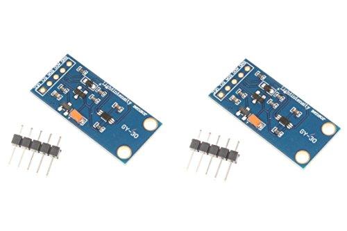 SMAKN/® New BH1750FVI Digital Light intensity Sensor Module For Arduino